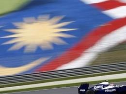La météo pour le Grand Prix de Malaisie : ça risque d'être compliqué