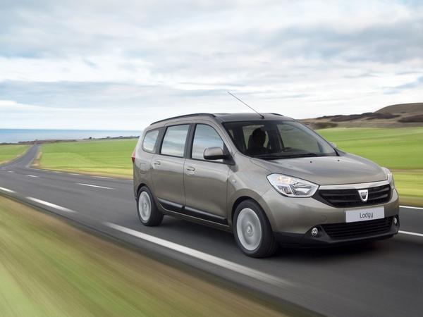 Dacia Lodgy: tarifs et gamme France