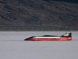 Record : Buckeye 2, le véhicule à hydrogène le plus rapide du monde