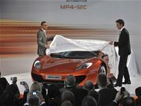 Scission Mercedes - McLaren en Formule 1 : elle serait due à la MP4-12C