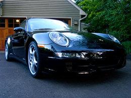 Porsche 997 Targa 4S: Avec des watt(s)