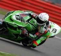 Superbike 2008: Le team Pedercini Kawasaki au complet