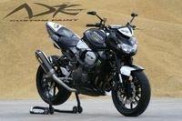 Prototype AD Koncept : La Kawasaki Z 750 Monster Energy
