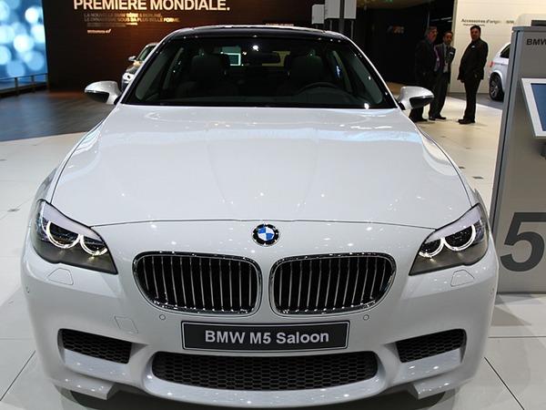 Future BMW M5 : plus vraie que nature
