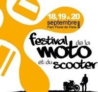 Festival de la moto et du scooter, septembre 2009