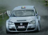 Rallye: une VW Polo Super 2000 s'impose en Belgique