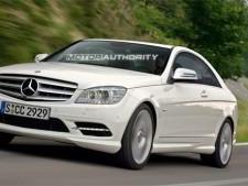 Officiel : il y aura bien un Mercedes Classe C Coupé