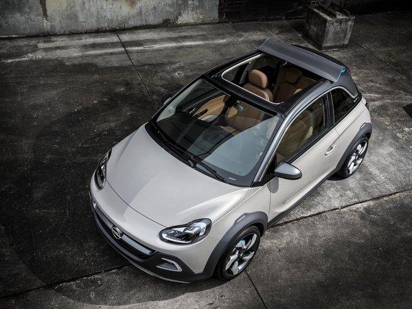 Opel Adam cabriolet : c'est pour bientôt ?