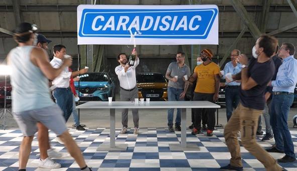 Salon de l'auto Caradisiac 2020 - Clap et clips de fin! (vidéo)