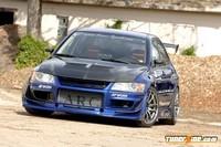 Mitsubishi Lancer Evolution Kami-Speed : Une bombe