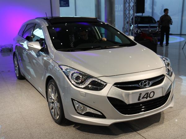 Nouvelle Hyundai i40 : la présentation vidéo en avant-première. Prometteur...