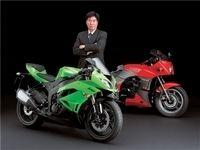 1984-2009 : 25 ans que la Ninja trace la route...
