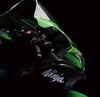 Kawasaki: la Ninja ZX-10R 2016 pointe le bout de son carénage