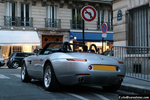 Photos du jour : BMW Z8