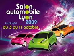 Salon de Lyon 2009 : de nouveaux modèles exposés et des animations sympas