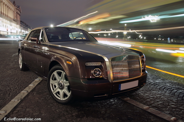 Photos du jour : Rolls Royce Phantom Drophead