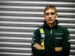 """F1 : Petrov """" je suis autant pilote payant qu'Alonso"""""""