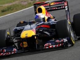 F1 - Essais de Barcelone, jour 1 : Vettel se distingue