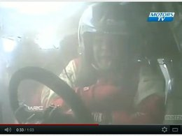 [vidéo] WRC Mexique : le crash de Novikov et ses conséquences