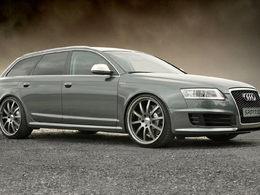 Audi RS6 par APS Sportec : 700 chevaux, comme les autres…