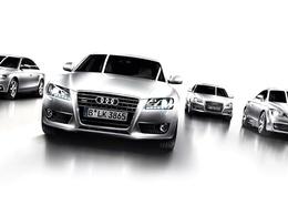 Audi en avance de 2 ans sur ses prévisions menace BMW
