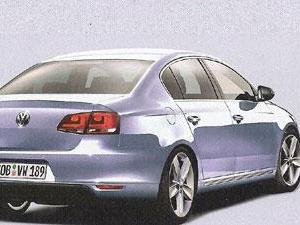 Nouvelle Volkswagen Passat : présentée à Paris cette année ?
