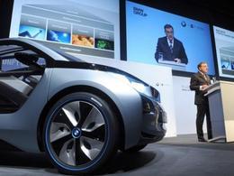 BMW compte vendre deux millions de véhicules d'ici à 2016