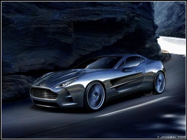 Aston Martin One-77 : comme ça, ça vous dit ?