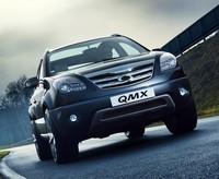 Renault Samsung Motors QMX Concept
