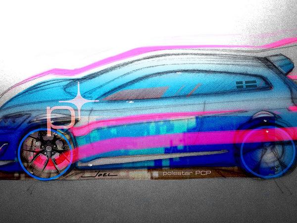 Volvo C30 Performance Concept Prototype : 400 chevaux et une transmission intégrale