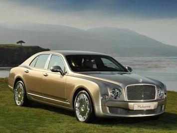 Toutes les informations sur le V8 de la Bentley Mulsanne
