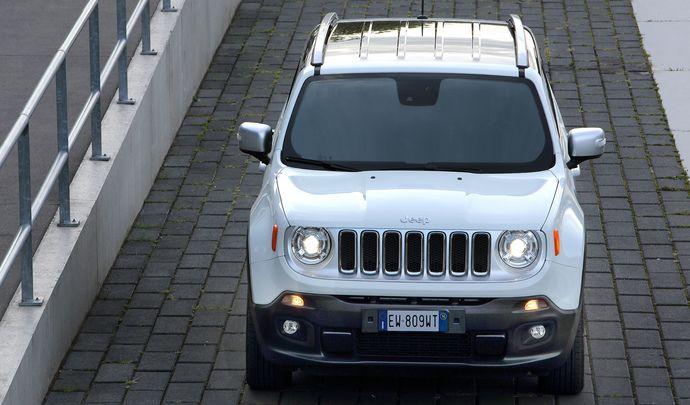 Jeep songe à donner un petit frère au Renegade