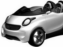 Smart Roadster Concept: c'est pour le Salon de Genève