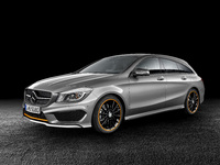 Mercedes dévoile le CLA Shooting Brake