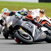 Moto GP - Grande Bretagne: Melandri n'a pas profité des circonstances