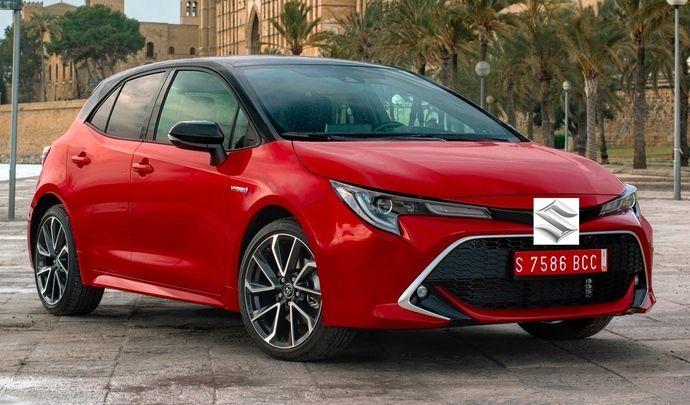 Suzuki: des modèles basés sur desToyota bientôt vendus en Europe