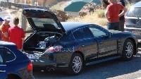 Porsche Panamera: hayon ouvert!