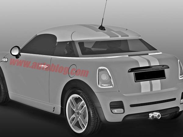 Mini Coupé et Roadster définitifs : ce sont eux