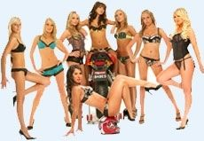 Moto & Sexy : Calendrier Bennetts Babes 2008