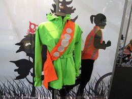En direct du Salon du Cycle 2009 : des vêtements utiles et stylés pour les cyclistes !