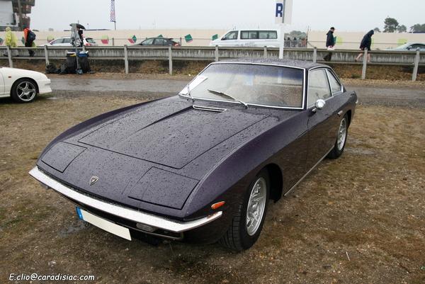 Photos du jour : Lamborghini Islero