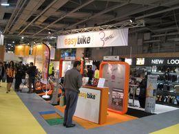 En direct du Salon du Cycle 2009 : les vélos Easybike, Oribikes et A2B Hybrid
