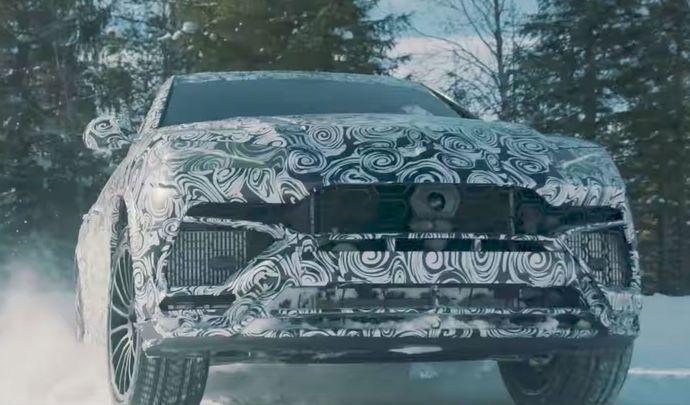 Le SUV Lamborghini dévoile sa fiche technique