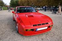 Photos du jour : Porsche 924 Carrera GT