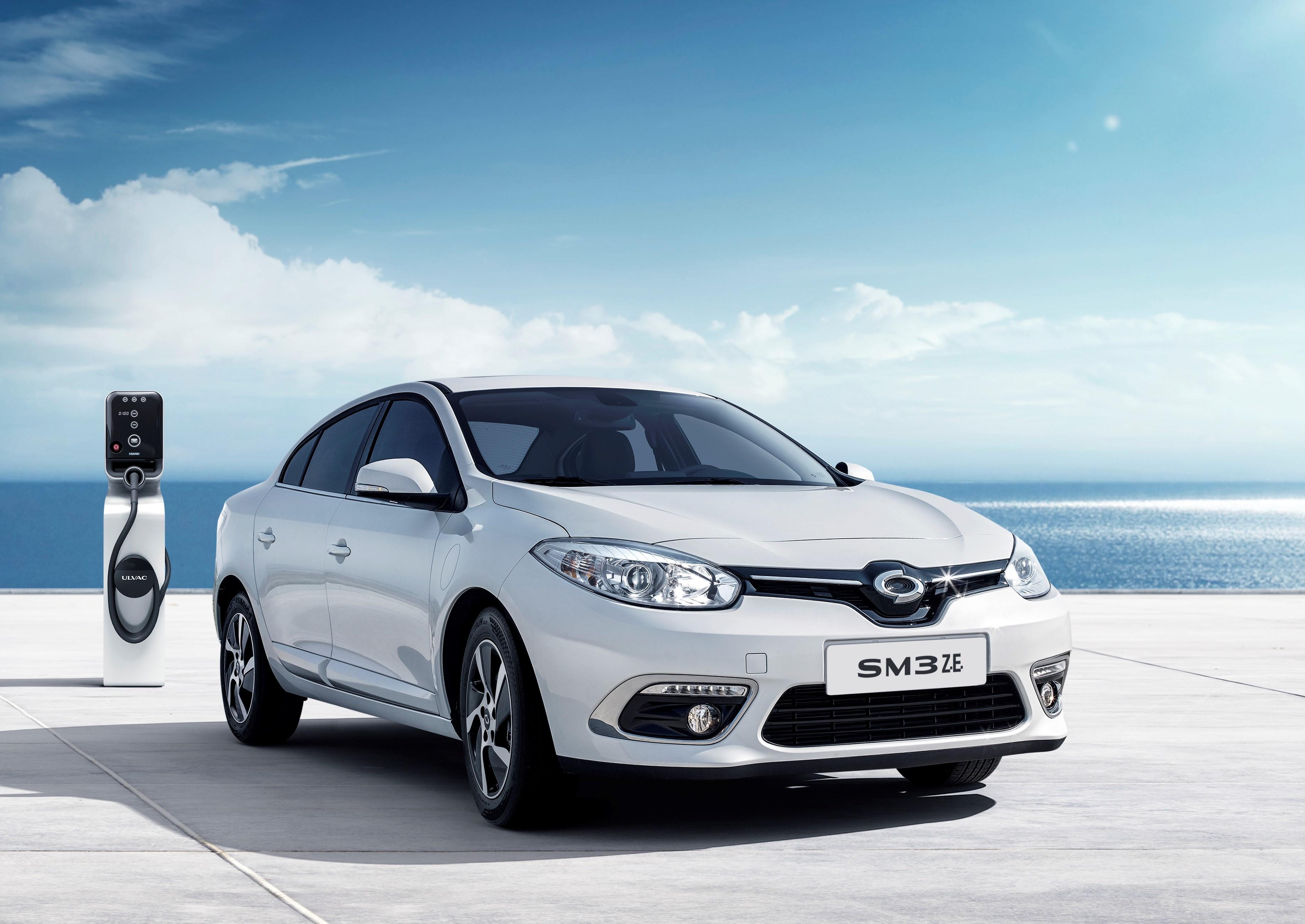 La Renault Samsung Motors SM3 ZE voit son autonomie augmenter de 57%