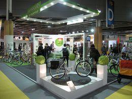 En direct du Salon du Cycle 2009 : une gamme de vélos électriques sans chaîne signée Arcade