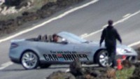 Future McLaren Mercedes SLR Roadster : we got it !