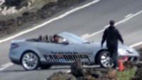 Future McLaren Mercedes SLR Roadster : we got it !