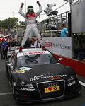 DTM à Brands Hatch: Scheider s'offre une belle victoire.