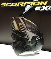 "Salon de Milan en direct: Scorpion, l'Exo-910 Air joue les ""transformer"""